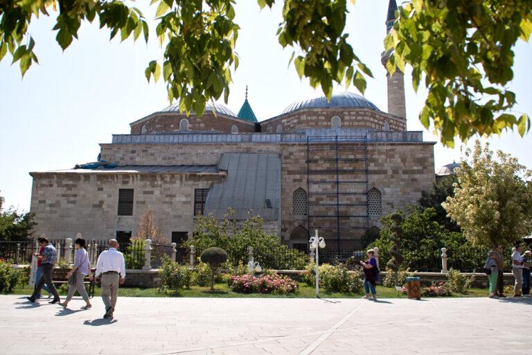 メヴラーナ博物館